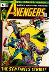 Cover Thumbnail for The Avengers (1963 series) #103 [British Price Variant]