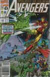 Cover Thumbnail for The Avengers (1963 series) #327 [Australian]