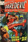 Cover for Daredevil (Marvel, 1964 series) #60 [British]
