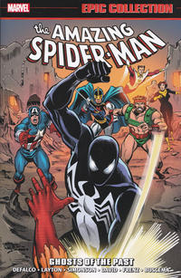 Cover Thumbnail for Amazing Spider-Man Epic Collection (Marvel, 2013 series) #15 - Ghosts of the Past