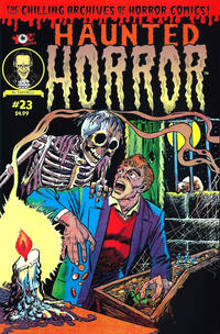 Cover Thumbnail for Haunted Horror (IDW, 2012 series) #23