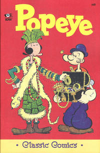 Cover Thumbnail for Classic Popeye (IDW, 2012 series) #49