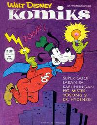 Cover Thumbnail for Walt Disney Komiks (Bookman Inc., 1960 series) #158
