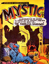 Cover Thumbnail for Mystic (L. Miller & Son, 1960 series) #34