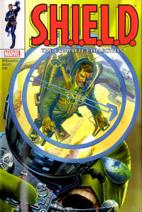 Cover Thumbnail for S.H.I.E.L.D.: The Complete Collection Omnibus (Marvel, 2015 series)  [Alex Ross Cover]