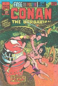 Cover Thumbnail for Conan the Barbarian (Newton Comics, 1975 series) #7