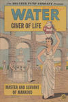 Cover Thumbnail for Water: Giver of Life (1950 ? series)  [Decatur Pump variant]