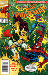 Cover Thumbnail for Web of Spider-Man (1985 series) #99 [Newsstand Edition]