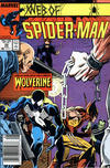 Cover Thumbnail for Web of Spider-Man (1985 series) #29 [Newsstand]