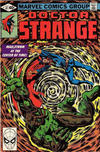 Cover for Doctor Strange (Marvel, 1974 series) #41 [Direct Edition]