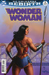 Cover for Wonder Woman (DC, 2016 series) #5 [Frank Cho Variant Cover]