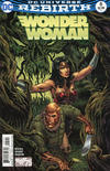 Cover for Wonder Woman (DC, 2016 series) #5 [Liam Sharp Cover]