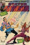 Cover for Doctor Strange (Marvel, 1974 series) #48 [British Price Variant]