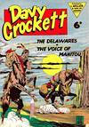 Cover for Davy Crockett (L. Miller & Son, 1956 series) #32