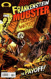 Cover Thumbnail for Frankenstein Mobster (2003 series) #3 [Cover B - Jerry Ordway]