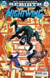 Cover for Nightwing (DC, 2016 series) #3 [Javier Fernández Cover]