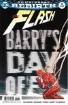 Cover for The Flash (DC, 2016 series) #5 [Carmine Di Giandomenico Cover]