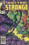 Cover for Doctor Strange (Marvel, 1974 series) #66 [Canadian Newsstand Edition]