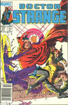 Cover for Doctor Strange (Marvel, 1974 series) #67 [Canadian Newsstand Edition]