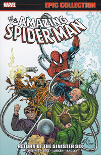 Cover Thumbnail for Amazing Spider-Man Epic Collection (Marvel, 2013 series) #21 - Return of the Sinister Six
