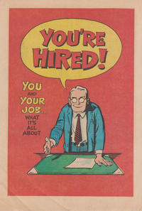 Cover Thumbnail for You're Hired! (American Visuals Corporation, 1969 ? series)
