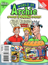 Cover Thumbnail for World of Archie Double Digest (Archie, 2010 series) #47