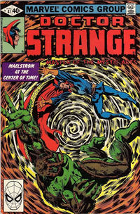 Cover Thumbnail for Doctor Strange (Marvel, 1974 series) #41 [Direct Edition]
