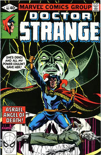 Cover Thumbnail for Doctor Strange (Marvel, 1974 series) #40 [Direct Edition]
