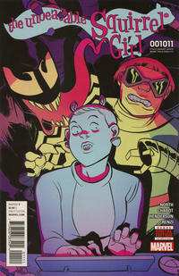 Cover Thumbnail for The Unbeatable Squirrel Girl (Marvel, 2015 series) #11