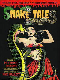 Cover Thumbnail for The Chilling Archives of Horror Comics! (IDW, 2010 series) #15 - Snake Tales
