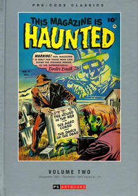 Cover Thumbnail for Pre-Code Classics: This Magazine Is Haunted (PS, 2016 series) #2