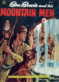 Cover Thumbnail for Ben Bowie and His Mountain Men (World Distributors, 1955 series) #11