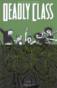 Cover Thumbnail for Deadly Class (Image, 2014 series) #3 - The Snake Pit