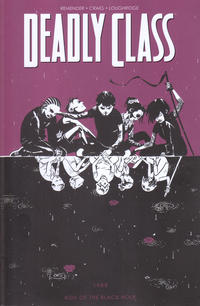 Cover Thumbnail for Deadly Class (Image, 2014 series) #2 - Kids of the Black Hole