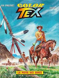 Cover Thumbnail for Color Tex (Sergio Bonelli Editore, 2011 series) #9 - La pista dei Sioux
