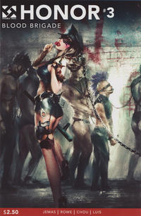 Cover Thumbnail for Honor (Double Take, 2015 series) #3