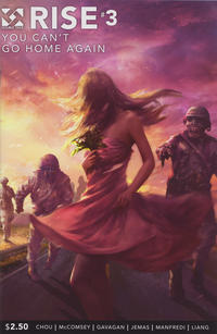 Cover Thumbnail for Rise (Double Take, 2015 series) #3