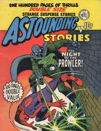 Cover Thumbnail for Astounding Stories (Alan Class, 1966 series) #85