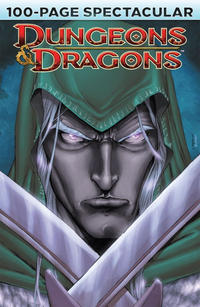 Cover Thumbnail for Dungeons & Dragons 100-Page Spectacular (IDW, 2012 series)