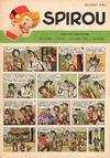 Cover for Spirou (Dupuis, 1947 series) #627