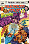 Cover for Fantastic Four (Marvel, 1961 series) #173 [British Price Variant]