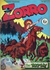 Cover for Zorro (L. Miller & Son, 1952 series) #59