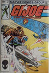 Cover Thumbnail for G.I. Joe, A Real American Hero (1982 series) #11 [Second Print]