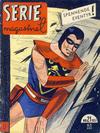 Cover for Seriemagasinet (Serieforlaget / Se-Bladene / Stabenfeldt, 1951 series) #21/1953