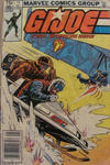 Cover for G.I. Joe, A Real American Hero (Marvel, 1982 series) #11 [Canadian Newsstand Edition]