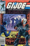 Cover for G.I. Joe, A Real American Hero (Marvel, 1982 series) #18 [Canadian Newsstand Edition]