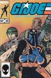 Cover for G.I. Joe, A Real American Hero (Marvel, 1982 series) #23 [Second Print]