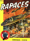 Cover for Rapaces (Impéria, 1961 series) #15