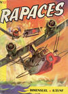 Cover for Rapaces (Impéria, 1961 series) #17