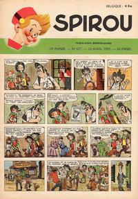 Cover Thumbnail for Spirou (Dupuis, 1947 series) #627
